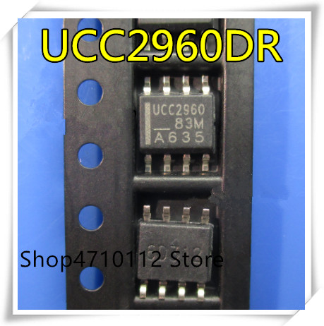NEW 10PCS LOT UCC2960D UCC2960DR UCC2960 SOP 8 IC
