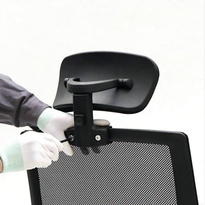 Подголовник офисный компьютер поворотный подъемный стул регулируемый подголовник офисное кресло аксессуары Подушка с защитой для шеи