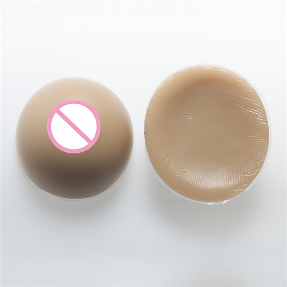 Huge Cup 2400g Silicone Breast Tits Drag Queen Artificial Breasts Artificial Fake False Boobs Enhancer for CD TD Breast Form huge artificial false breast drag queen silicone breast form enhancer fake boob for transgender corssdrrsser brown 1800g