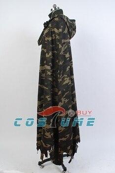 Sword Art Online GGO Sterben Death Gun Cosplay Costume For Adult Men Halloween Costume 3