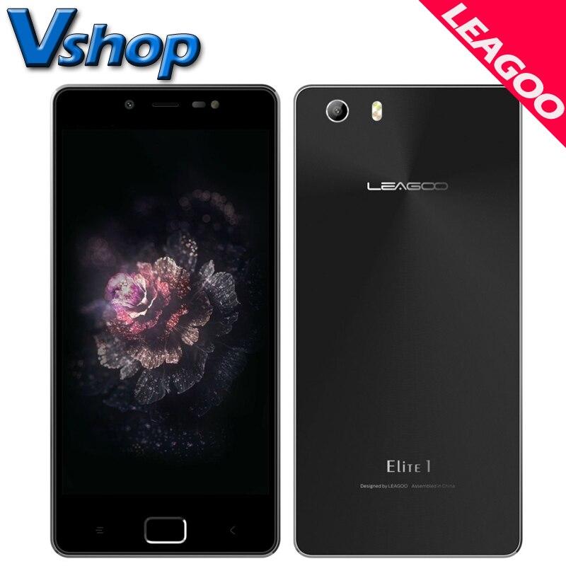 Цена за LEAGOO Elite 1 RAM 3 ГБ ROM 32 ГБ MTK6753 Octa Ядро 4 Г LTE мобильный Телефон 5.0 дюймов Android 5.1 Поддержка OTG FM HotKnot 16MP Камера