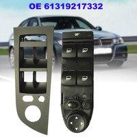 Brand Car Accessories New 61319217332 Power Window Switch For BMW E90 2012 + Panel Power Window Control Switch Button