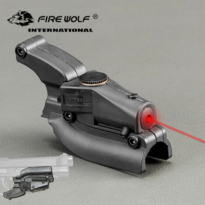 Tactical Red Laser Sight Devic