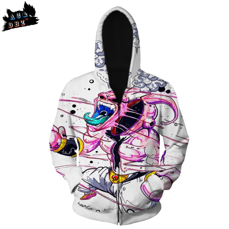 Men's Clothing Smart Ac&dbz Fashion Brand Mens Plus Size S-5xl 3d Sweatshirt Dragon Ball Jacket Hoodie Fashion Pocket Hoodie Sweatshirt Top