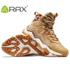 Image 2 - Мужские кроссовки RAX, легкие, амортизирующие, противоскользящие, для походов, альпинизма, походов