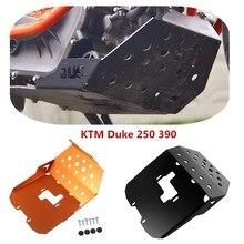 CNC Motorcycle Glide Skid Bash Plate Frame Guard Engine Protector Cover for KTM Duke 250 390 Duke250 Duke390 2013 2014 2015 2016