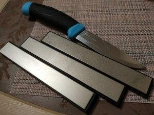 Image 5 - 80 3000 Grit nożyczki kuchenne maszynki do golenia ostrzałka diamentowa osełka osełka Ruixin Pro EDGE stone