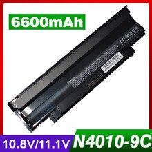 Bateria do Portátil para Dell 6600 MAH Inspiron 13R 14R N3010 N3010d N5110 N5010 N7010 J1knd N4010d N4010 N3110 N4110 N4050 N5010d N701