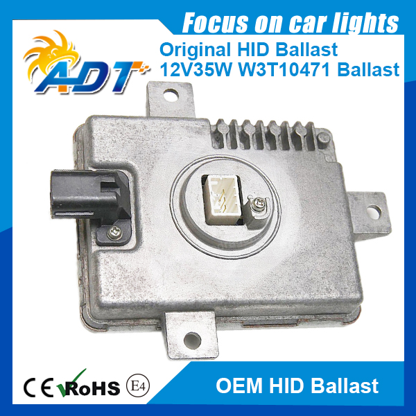 D Xenon HID Headlights Igniter WT Inverter Control OEM - 2005 acura tl ballast
