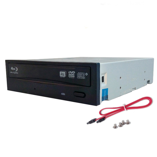 For Universal  Blu Ray DVD Drive Writer Bluray Player Opitical DVD CD Burner Recorder Compatible For Desktop PC Windows