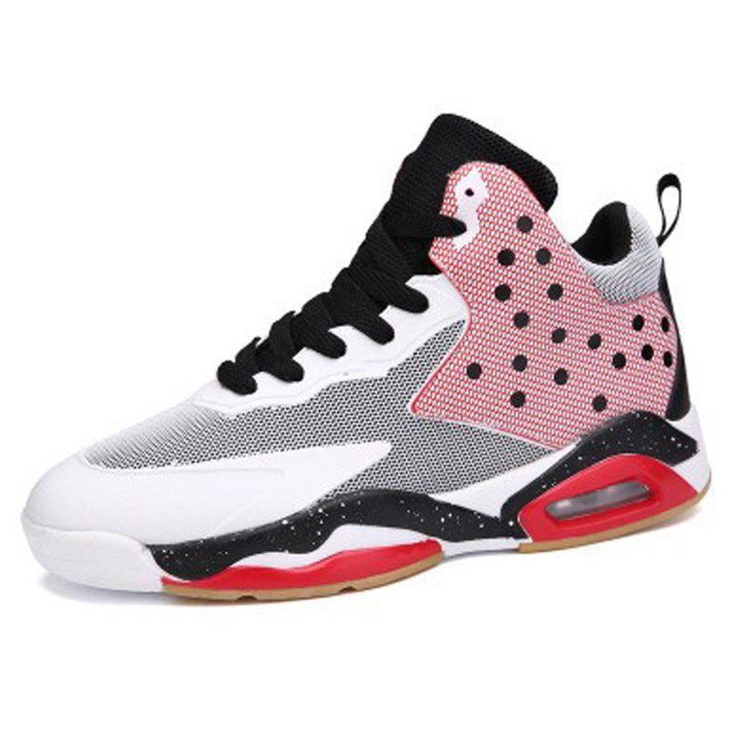 Basketball Shoes Men Camouflage Colour Upper Future Low Sneakers For Basketball Breathable Wear Resisting Trainers Shoes