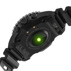 Image 4 - RUIJIE S968 GPS Smart Watch IP68 Waterproof Smartwatch Dynamic Heart Rate Monitor Multi sport Men Swimming Running Sport Watch