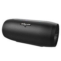 ZEALOT S16 Portable Wireless Speaker Bluetooth Soundbar Column Super Bass 3D Stereo Sound TF Card AUX 20h Play With PC computer