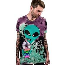 купить Hip Hop Top Tees Men/Women Summer Tops Fashion 3d Print Male T-Shirt Casual Punk Shirt Brand T Shirt Funny Men Tee Shirts Tshirt по цене 813.49 рублей