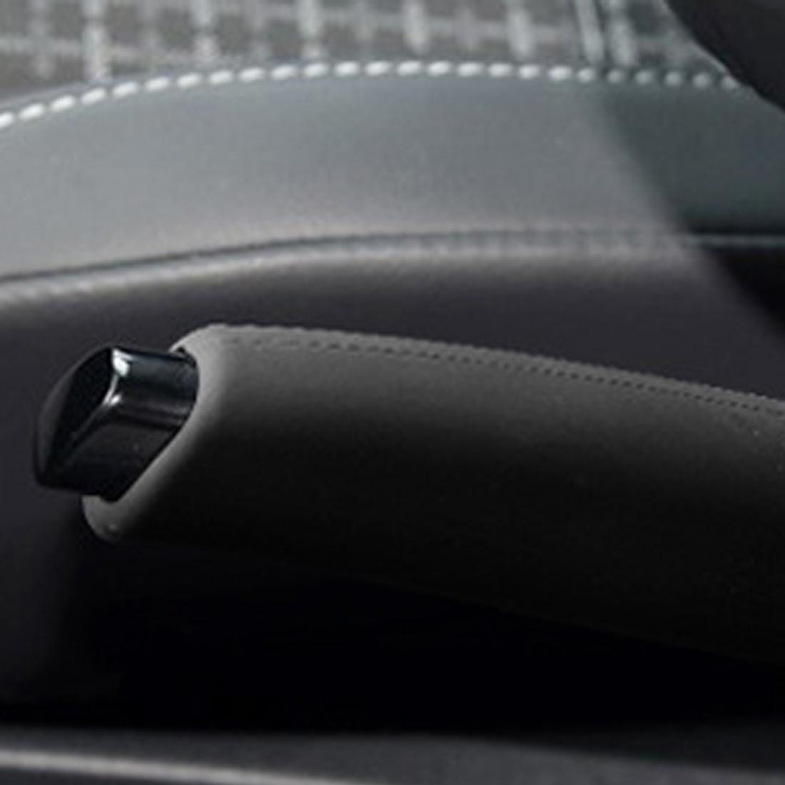 Dewtreetali New Arrival  Car Handbrake Covers Sleeve Silicone Gel Cover Anti-slip Parking Hand Brake Grips Sleeve Universal Deco