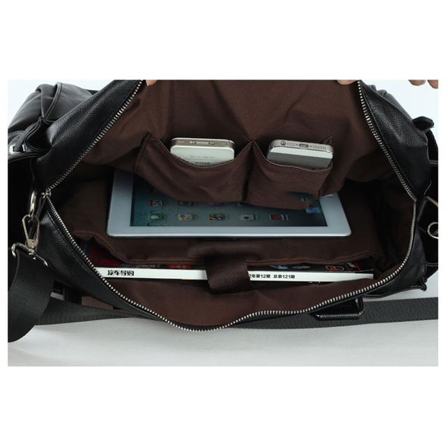 Briefcase Shoulder Bag