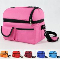 Warmer Insulation Storage Lunch Bag Thermal Baby Feeder Feeding Milk Bottle Cover Outdoor Mother Baby Picnic