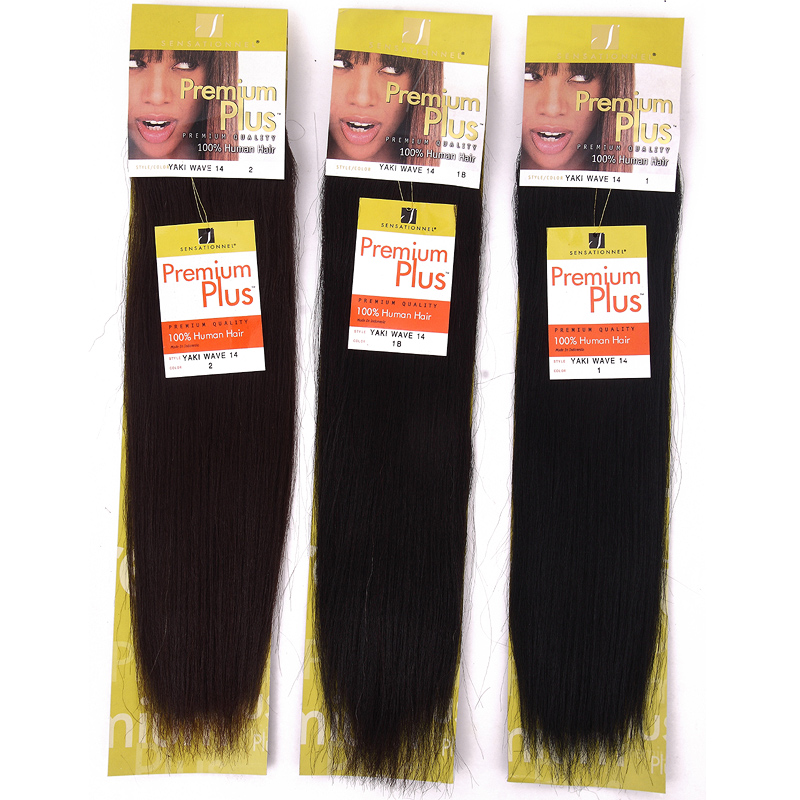 1pc premium plus yaki 14 brazilian straight mix hair extensions 1pc premium plus yaki 14 brazilian straight mix hair extensions high quality blended hair weaves realistic hair pieces velvel on aliexpress alibaba pmusecretfo Images