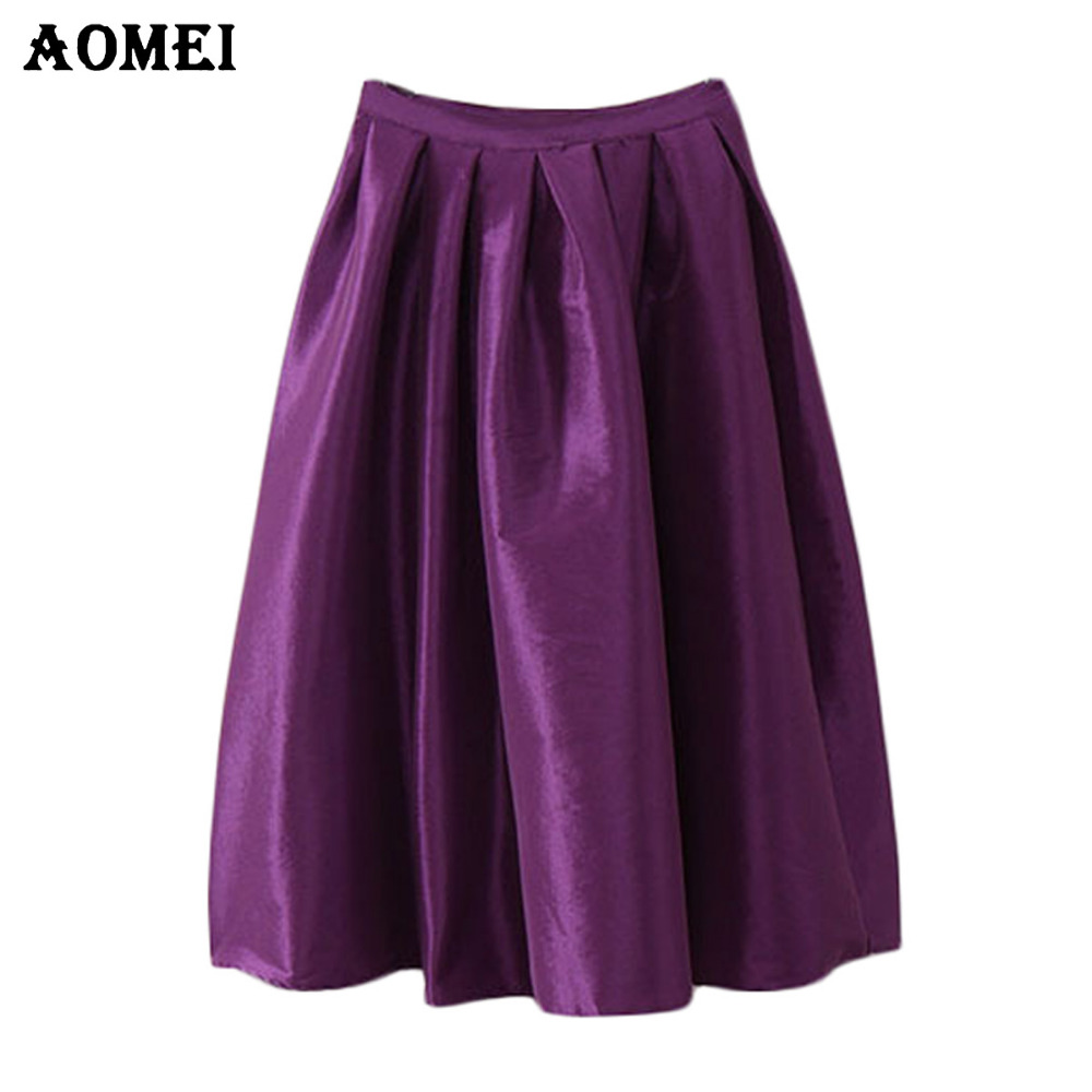 75d454647 4XL 5XL High Waist faldas largas y shorts Skirt Women Long Summer Style  Jupe White Midi Skirt Yellow ...