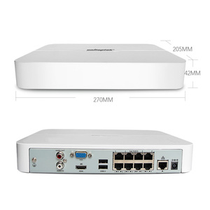 Image 5 - H.265 HD 8CH 4MP POE IP كاميرا طقم NVR مقاوم للماء IP67 نظام كاميرا CCTV 200 متر POE المسافة 52 فولت نظام مراقبة بالفيديو مجموعة