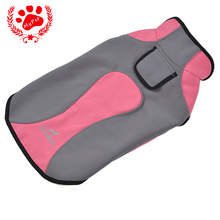 Waterproof, outdoor protective dog fleece / raincoat / jacket
