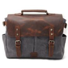 Batik Canvas Retro Camera Waterproof Casual Travel Shoulder Bags Vintage Briefcase Messenger Case Men Women for Canon Nikon Sony