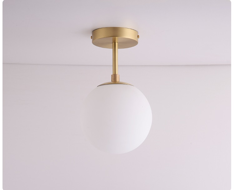 HTB16q1AaN rK1RkHFqDq6yJAFXaj Vintage Ceiling Lights | Antique Brass Ceiling Lights | Nordic Glass Ball LED Ceiling Lights Balcony Porch Aisle Bedroom Copper Retro Vintage Ceiling Lamps Plafonnier Lighting 001