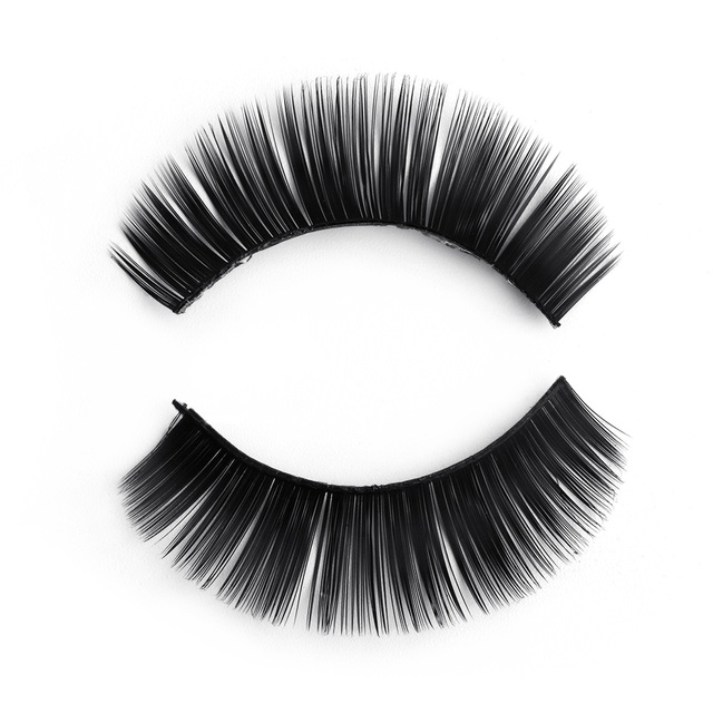 5 Pairs Thick False Eyelashes Soft Long Natural Makeup Reusable Handmade Lashes Extension Party Stage Beauty Make up Tools False Eyelashes