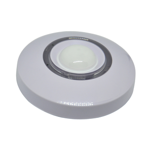 Image 2 - (1 PCS)Indoor 360 degree ceiling Motion sensor infrared and microwave Double sensor Wired burglar alarm NC  signal output