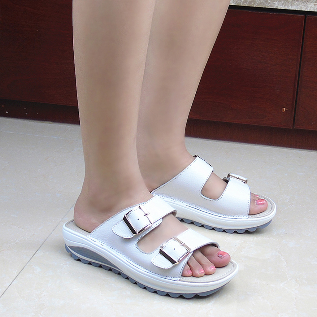 Double buckle Flip Flops Shoes Hot New Summer Woman Beach Slippers Sandals Casual Double Buckle Sandalias Women Flip Flop ShoesDouble buckle Flip Flops Shoes Hot New Summer Woman Beach Slippers Sandals Casual Double Buckle Sandalias Women Flip Flop Shoes