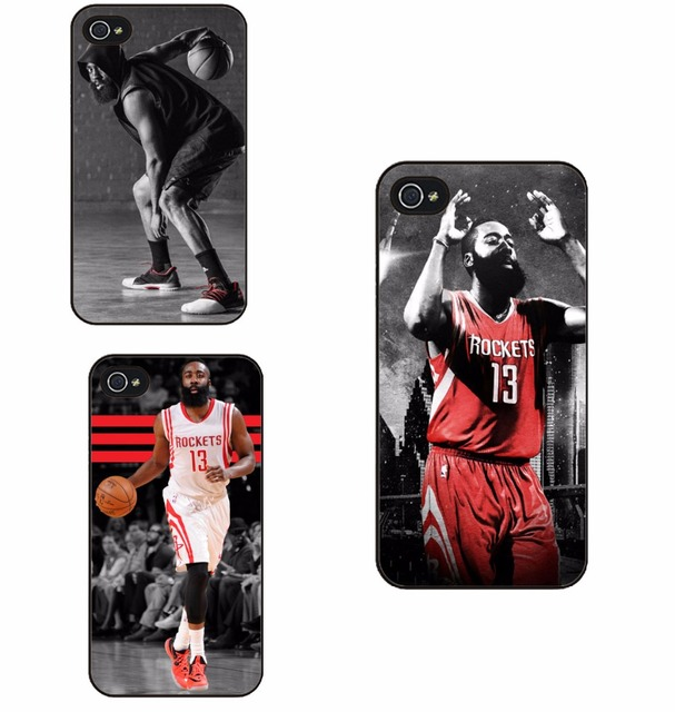 16e3286f45d Reboto basketball Player James Harden Phone Cover Case For iPhone 5S 6 7 6S  SE 5C 5 4S 4 7 Plus