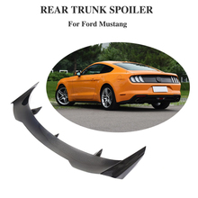 Для Форд Мустанг купе- багажник спойлер углеродного волокна заднее крыло