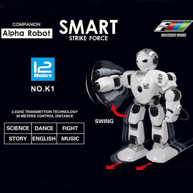 Jouet Intelligent de robot de combat de tir de jouet de chien de robot de télécommande donne aux enfants le meilleur cadeau