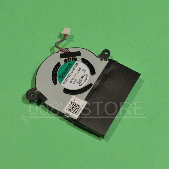 Original New Laptop CPU Cooling Fan For ASUS X200LA X200MA SUNON EF50060S1-C192-S9A DQ5D564K000 DC5V 2.25W 4 Pins