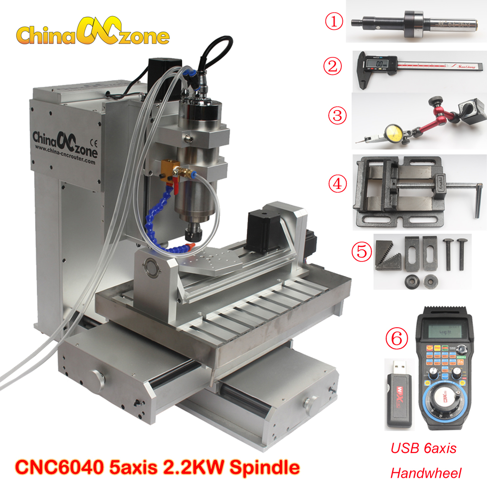 Mini CNC Router 3040 5axis Engraving Carving Machine with Ball Screw CNC Wood Aluminum Copper Metal Milling Machine CNC Factory eur free tax cnc 6040z frame of engraving and milling machine for diy cnc router