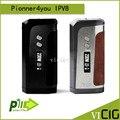 100% Оригинал Pioneer4you IPV8 230 Вт SX330-f8 ТС Мод Двойного 18650 YiHi Чип ИПВ 8 Коробка Мод с Температурой управления