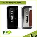 100% Original Pioneer4you IPV8 230 W TC SX330-f8 IPV Chips YiHi Mod Dual 18650 8 Cuadro de la Mod con la Temperatura Control