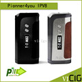 100% Original Pioneer4you IPV8 230W TC Mod Dual 18650 Battery YiHi SX330-f8 Chip IPV 8 Box Mod with Temperature Control