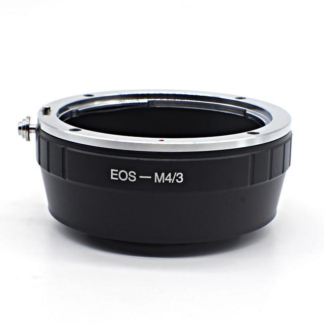 Камеры Для EOS для M4/3 Адаптер EF объектив Микро 4/3 Крепление для Canon G1 G2 GH1 E-P1 EP-2 GF1 E-P1L