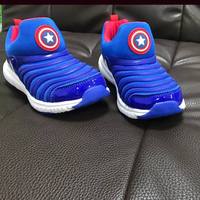 Caterpilllar Shoes kids Shoes for Girls and boys Children Sneakers Spiderman Toddler Girl Shoes Casaual Tenis Infantil Iron man