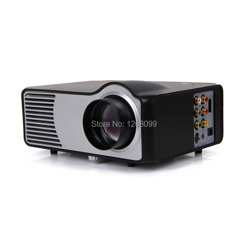 Nuevo Smart TV LED Proyector HDM USB VGA AV Envío Libre