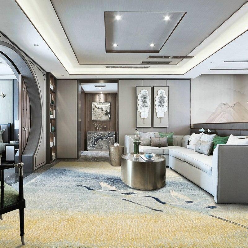 Традиционный китайский ковры для Гостиная Большой Декор для дома Спальня ковер кабинет коврик диван Кофе стол ковры коврик