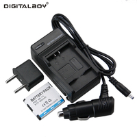 NB 11L 2014 Hot Sale 1pcs Battery Charger NB 11L NB11L Rechargeable Camera Battery For Canon