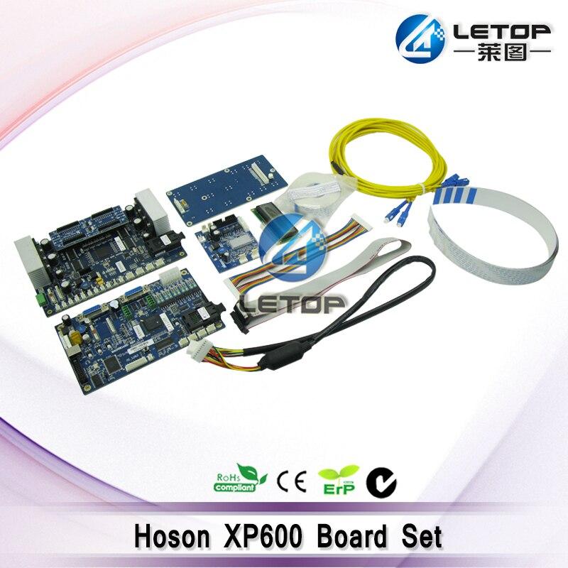Doppio xp600 Testina di Stampa Hoson Board per Stampante ECO SolventeDoppio xp600 Testina di Stampa Hoson Board per Stampante ECO Solvente