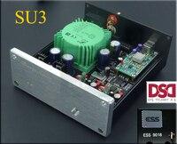 Awesome Sound DAC ESS9018 XMOS Asynchronous USB DAC SU3 ES9018 DAC Support DSD PCM 32BIT 384K