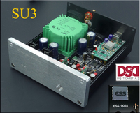 Audio converter ESS9018 XMOS usb Audio decoder USB Support DSD/PCM 32BIT/384K decoder Can directly headphones to listen to music