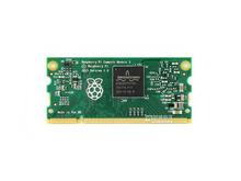 Promo offer New Compute Module 3, Raspberry Pi 3 in a flexible form factor, with 4GB eMMC Flash