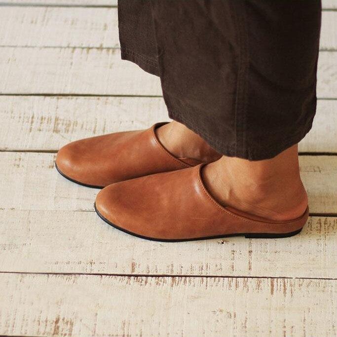 coffee De Grano A Las Tacón Mujeres Hecho on Casuales Mocasines Completo Mano Plano Slip Zapatos Planos Brown Genuino Cómodos Cuero aHBxEqw