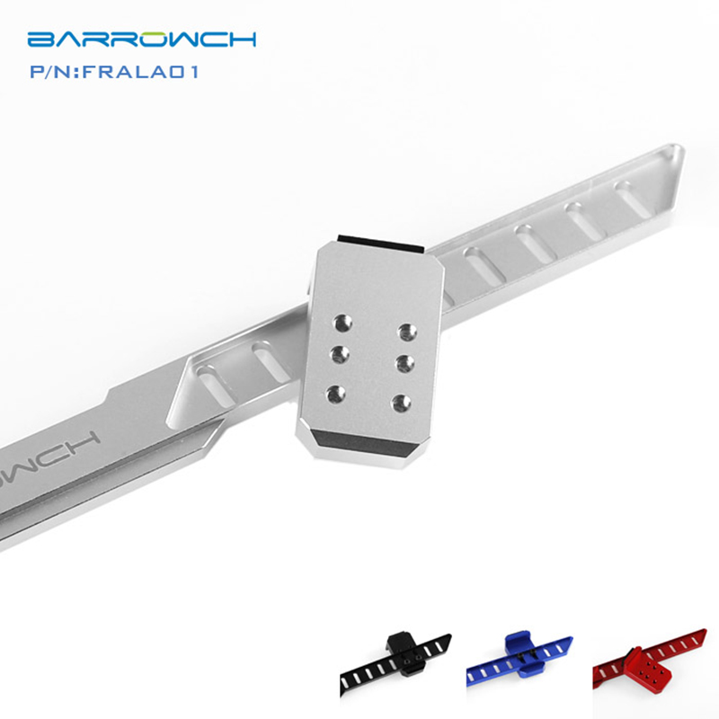 Barrow Metal Bracket use for Brace GPU Card Length 257mm use for Fix Graphics Card in the Case 4 Colors AL bracket