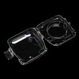 Image 5 - 透明カメラプラスチックシェルケースカバーバッグフジフイルムインスタックスミニ 8